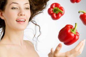 Полезные свойства болгарского сладкого перца