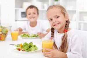 Чем и как кормят в школе?