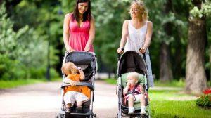 Как выбрать подходящую детскую коляску