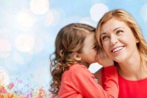 Если мама психологически опирается на ребенка...