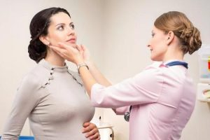 Симптомы йододефицита