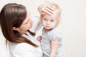 Признаки детских болезней