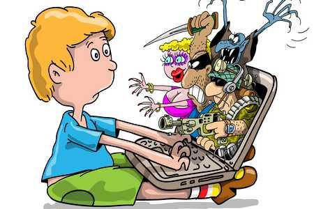 Роль компьютера в жизни ребенка роль компьютера в жизни ребенка