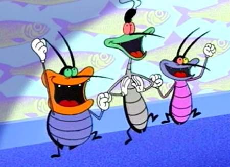 Немного о насекомых - тараканах, комарах и саранче немного о насекомых