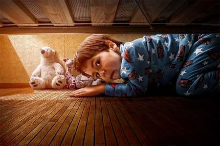 Какими еще бывают детские страхи детские страхи