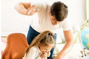 Физические наказания ребенка