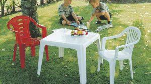 Каковы преимущества использования пластиковой мебели?