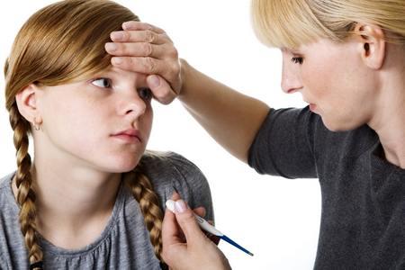 Нужно ли сбивать температуру ребенку? нужно ли сбивать температуру ребенку