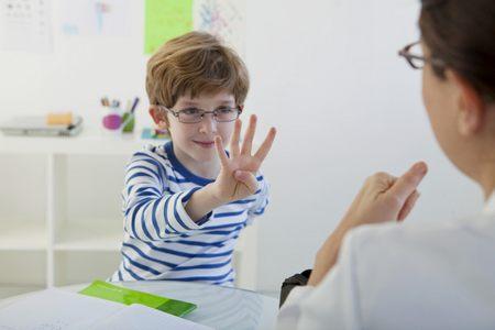 Упражнения при ОНР нарушение речи у ребенка
