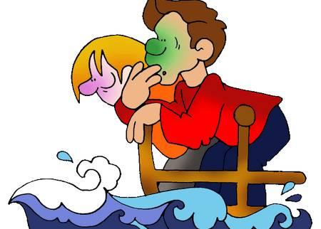 Укачивание или морская болезнь у ребенка морская болезнь у ребенка