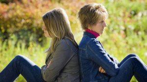 Конфликты между подростками и родителями