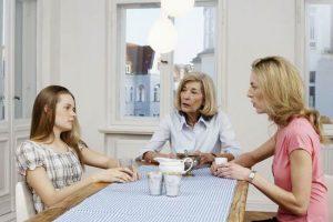 Конфликты подростков с родителями: нелюбовь