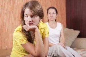 Помощь родителям подростков