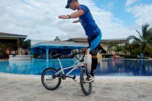 Велосипед для трюков bmx
