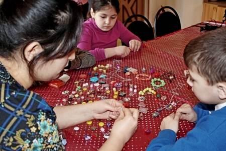Домашние обязанности: и всё-таки, рукоделие домашние обязанности девочки