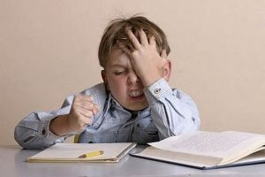 Ребёнок не хочет учиться - идём к психологу
