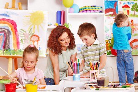 Какими цветами рисует ваш ребенок?  что рисует ваш ребенок