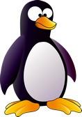 Пингвинёнок минутка досуга