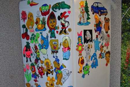 Витражные краски - играем с детьми витражные краски