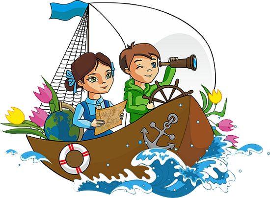 Конкурсы для детей на корабле