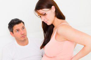 На 35 неделе беременности