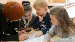 Ментальная арифметика в школе «Соробан» в Нижнем Новгороде