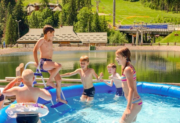 Плюсы и минусы поездки с ребенком в Карпаты летом