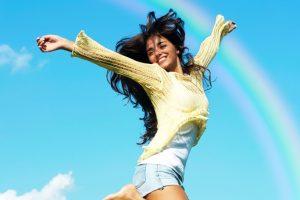 Как стать счастливой, или 10 шагов к везению