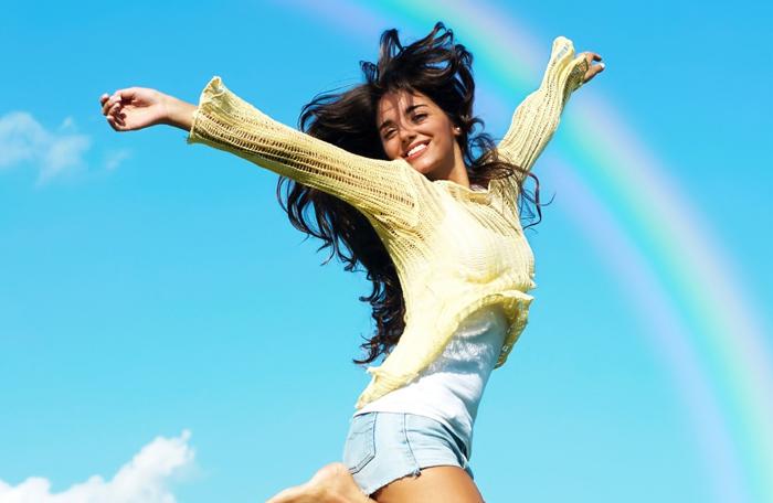 Как стать счастливой, или 10 шагов к везению Как стать счастливой, или 10 шагов к везению