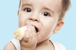Когда можно давать ребенку банан?