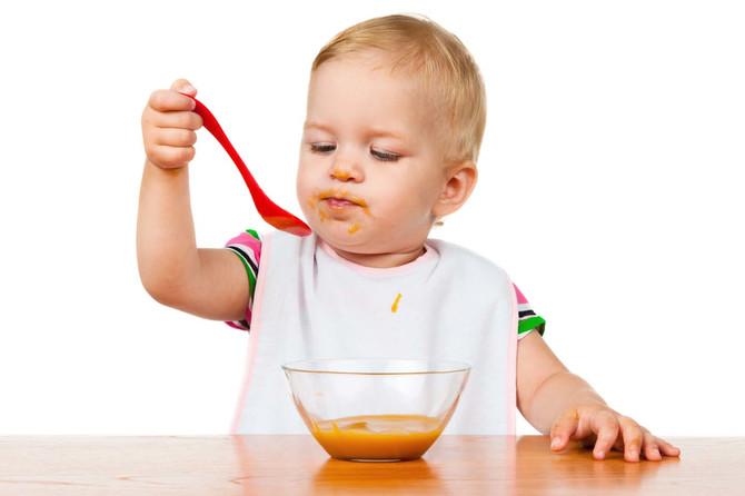 Питание Бабушкино лукошко для детей в интернет-магазине babyvil.com