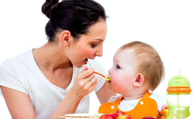 Запоры у малыша