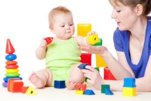 Выбор развивающих игрушек