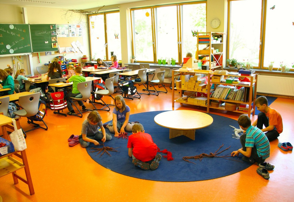 Montessori Методика Монтессори. Чтоэто такое?