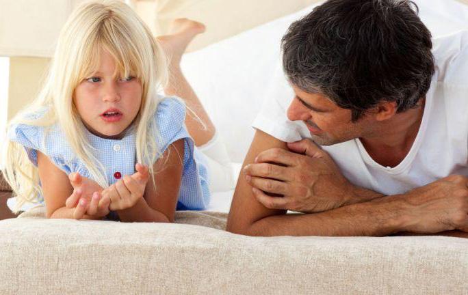 Общение с детьми Воспитание детей родителями