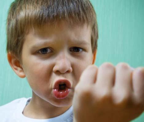 Агрессия у детей Игры на преодоление агрессивности
