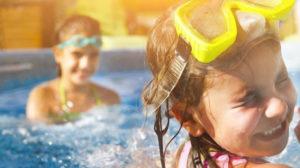 Игры с детьми в воде