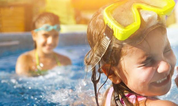 Игры с детьми в воде Игры с детьми в воде